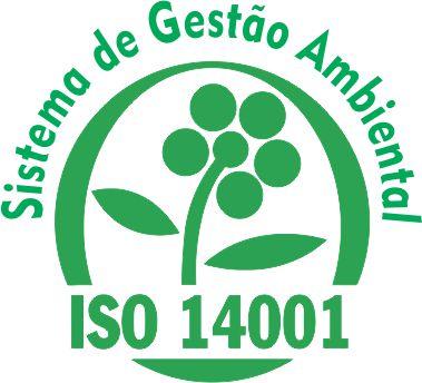 Certificado ISO 14001:2004