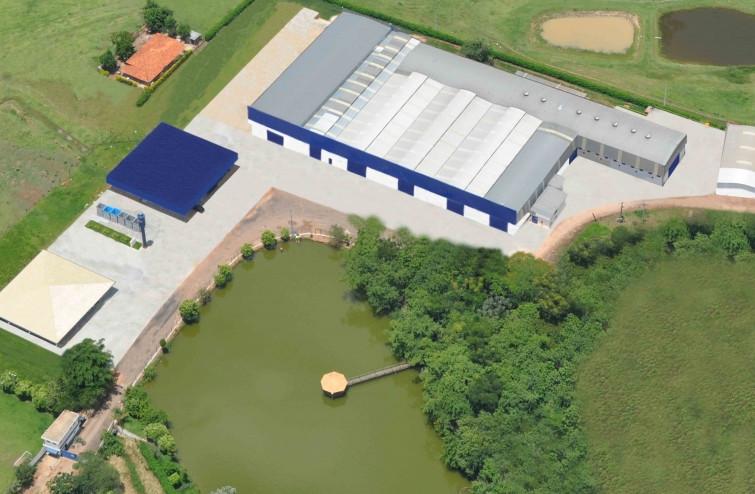 Planta de Fábrica - Agroleite