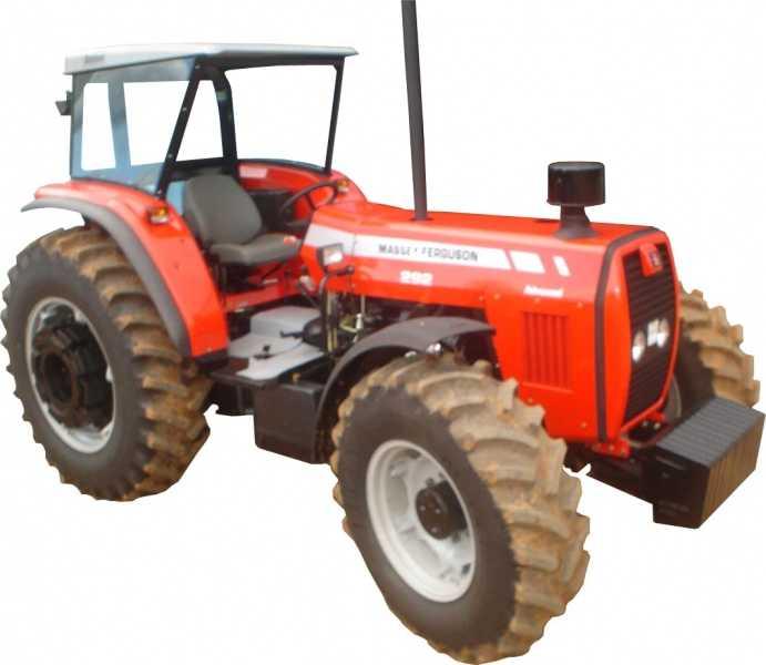 Capota Agrícola - Massey Ferguson - MF 292 Adv