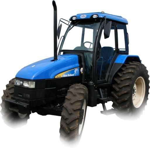 Cabina Agrícola - New Holland - NH TL Motor MWM