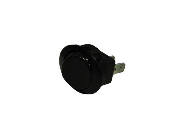 Interruptor UNIP 6A Pulso Preto M8FT8FE2S
