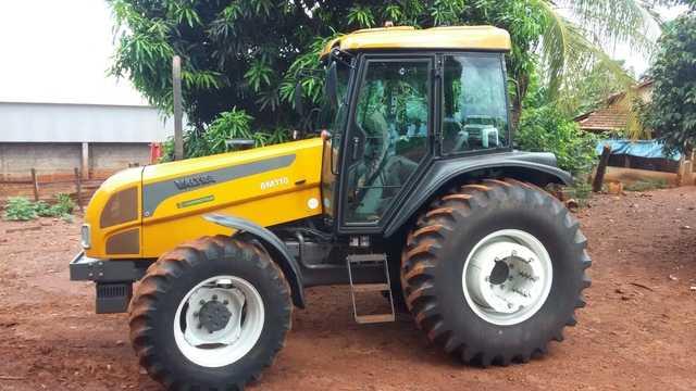 Cabina Agrícola Valtra BM 110