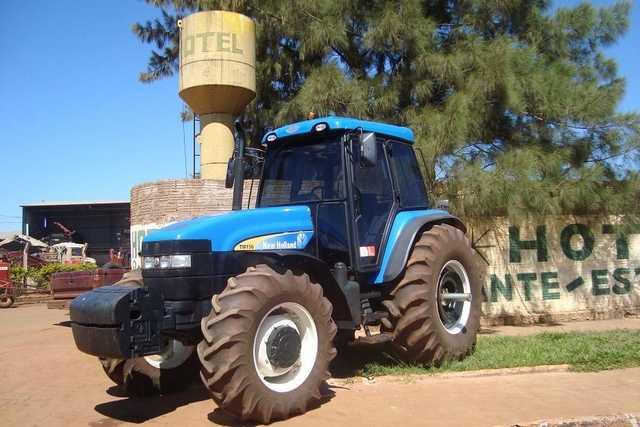 Cabina Agrícola New Holland TM 150