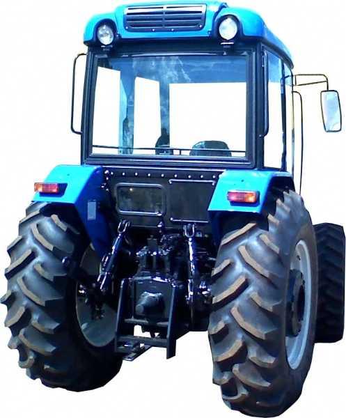 Cabina Agrícola - New Holland - NH TL Motor Iveco